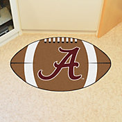 FANMATS Alabama Crimson Tide Football Mat