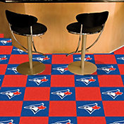 FANMATS Toronto Blue Jays Team Carpet Tiles