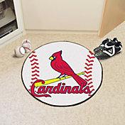 FANMATS St. Louis Cardinals Baseball Mat