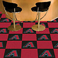 FANMATS Arizona Diamondbacks Team Carpet Tiles