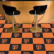 FANMATS San Francisco Giants Team Carpet Tiles