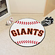 FANMATS San Francisco Giants Baseball Mat