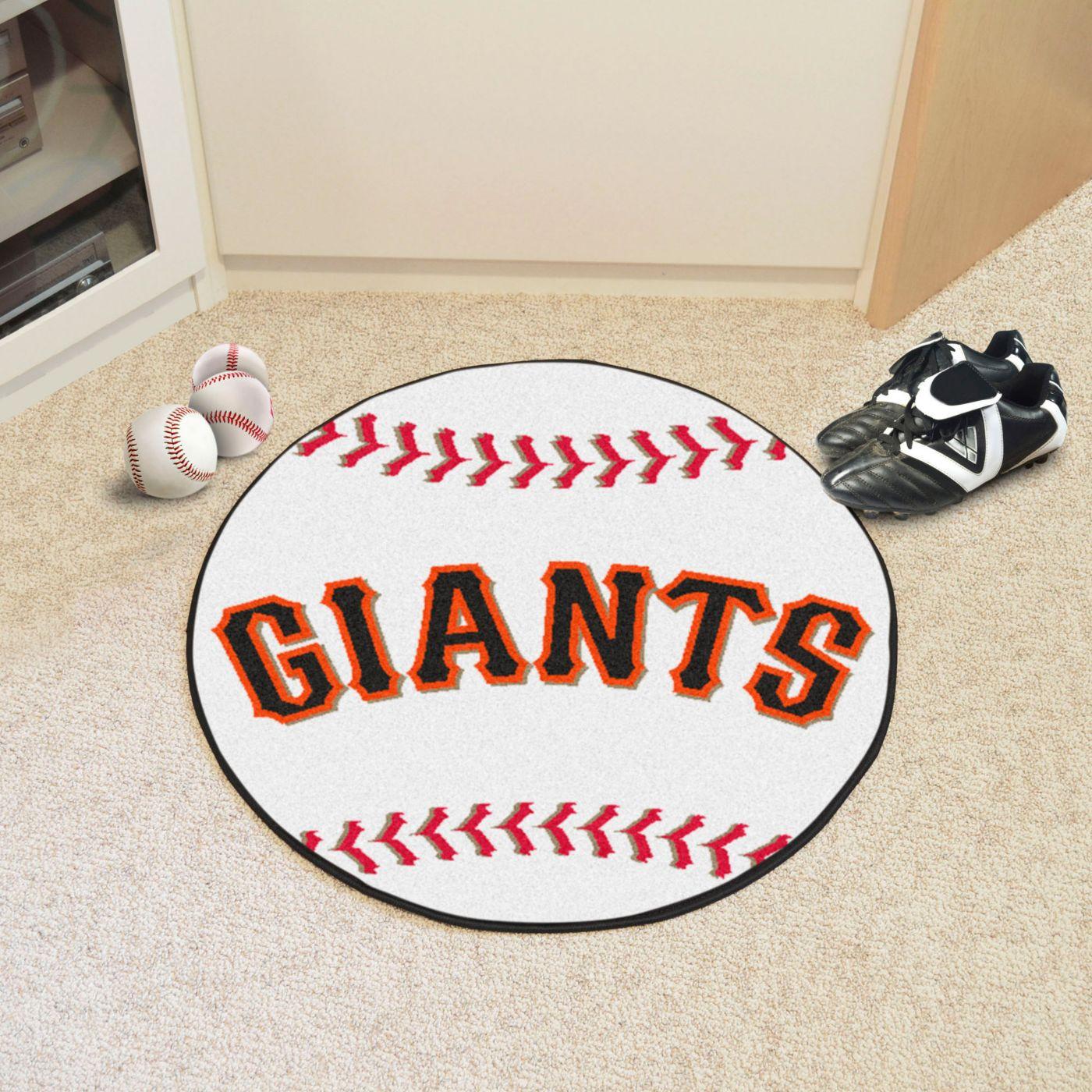 FANMATS San Francisco Giants Baseball Mat
