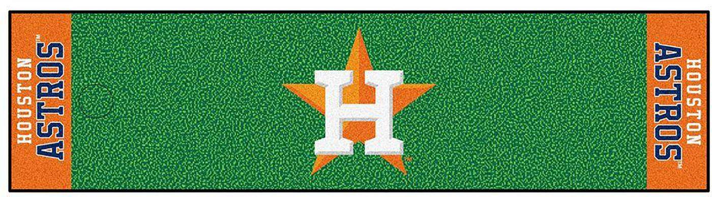 FANMATS Houston Astros Putting Mat