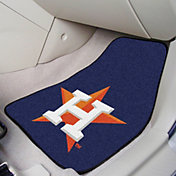 FANMATS Houston Astros Printed Car Mats 2-Pack