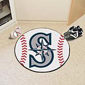 FANMATS Seattle Mariners Baseball Mat