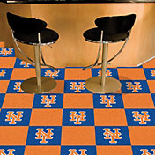 FANMATS New York Mets Team Carpet Tiles