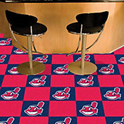 Cleveland Indians Team Carpet Tiles