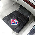 FANMATS Philadelphia Phillies Heavy Duty Vinyl Car Mats 2-Pack