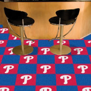 FANMATS Philadelphia Phillies Team Carpet Tiles