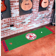 FANMATS Boston Red Sox Putting Mat