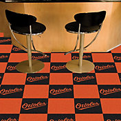 FANMATS Baltimore Orioles Team Carpet Tiles