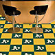Oakland Athletics Team Carpet Tiles