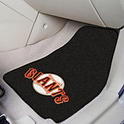 FANMATS San Francisco Giants Printed Car Mats 2-Pack