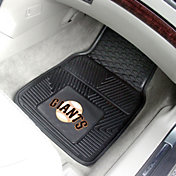 FANMATS San Francisco Giants Heavy Duty Vinyl Car Mats 2-Pack