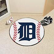 FANMATS Detroit Tigers Baseball Mat