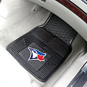 Toronto Blue Jays Heavy Duty Vinyl Car Mats 2-Pack