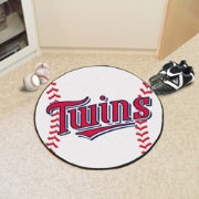 Minnesota Twins Baseball Mat