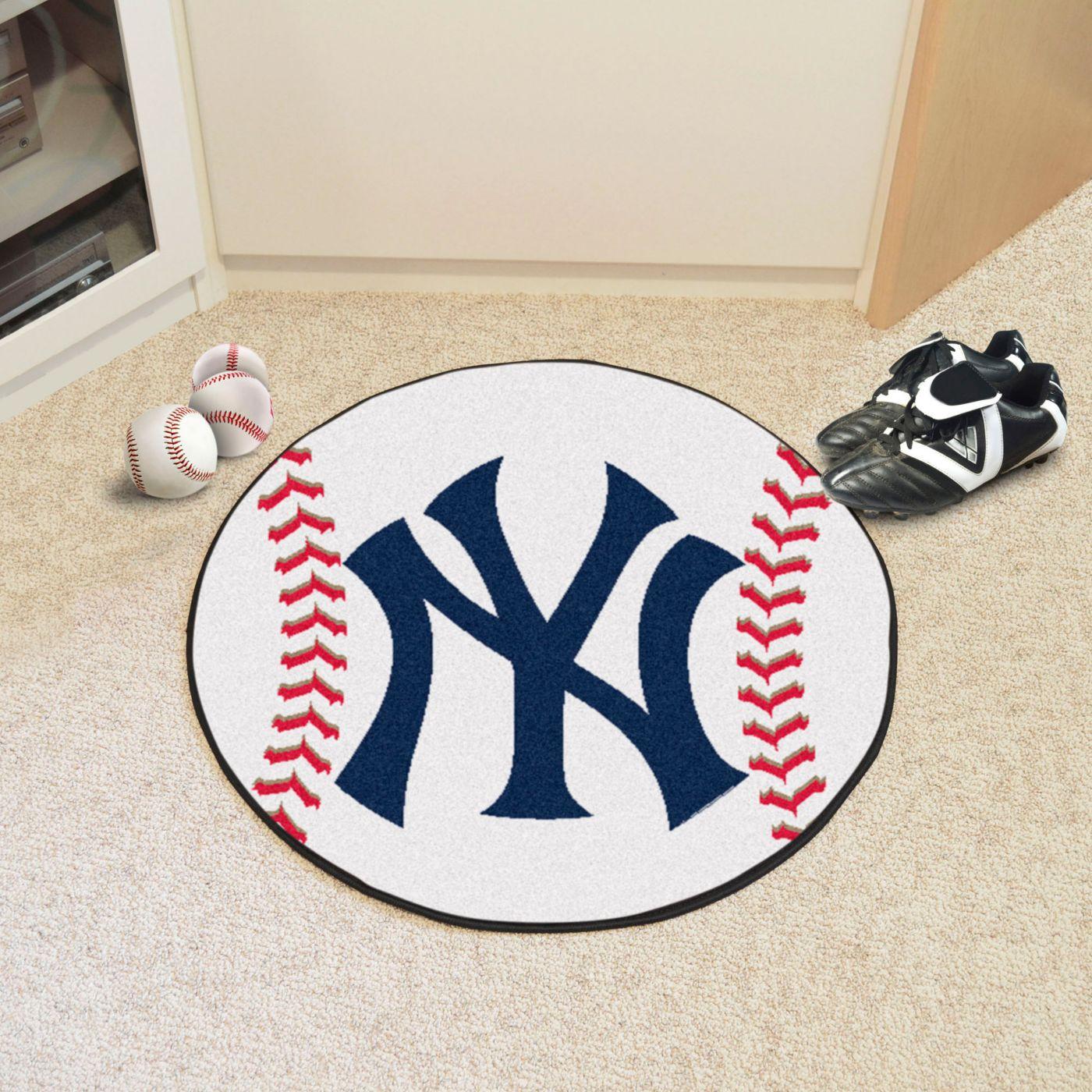 FANMATS New York Yankees Baseball Mat