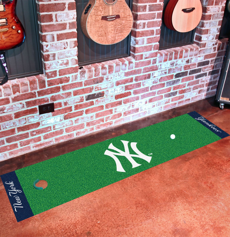 FANMATS New York Yankees Putting Mat