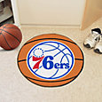 Philadelphia 76ers Basketball Mat