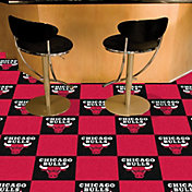 FANMATS Chicago Bulls Carpet Tiles