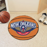 New Orleans Pelicans Basketball Mat
