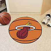 FANMATS Miami Heat Basketball Mat