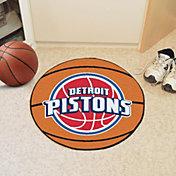 FANMATS Detroit Pistons Basketball Mat