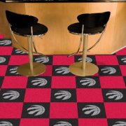 FANMATS Toronto Raptors Carpet Tiles