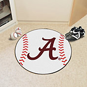 FANMATS Alabama Crimson Tide Baseball Mat