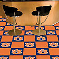 FANMATS Auburn Tigers Team Carpet Tiles