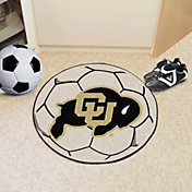 FANMATS Colorado Buffaloes Soccer Ball Mat