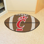 FANMATS Cincinnati Bearcats Football Mat