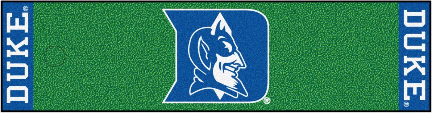 FANMATS Duke Blue Devils Putting Mat