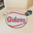 FANMATS Florida Gators Baseball Mat