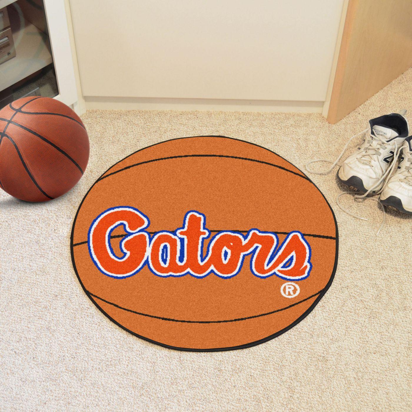 FANMATS Florida Gators Basketball Mat
