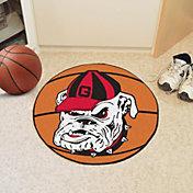 FANMATS Georgia Bulldogs Basketball Mat