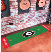 FANMATS Georgia Bulldogs Putting Mat