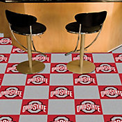 FANMATS Ohio State Buckeyes Team Carpet Tiles