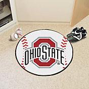 FANMATS Ohio State Buckeyes Baseball Mat