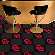 FANMATS Oklahoma Sooners Team Carpet Tiles
