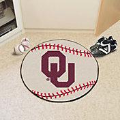 FANMATS Oklahoma Sooners Baseball Mat