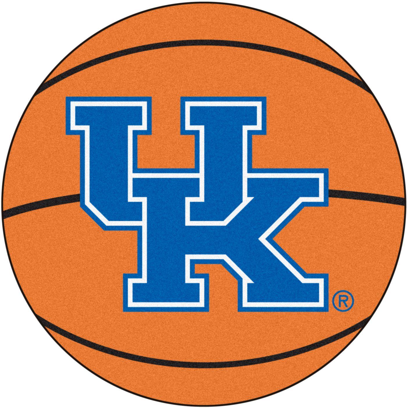 FANMATS Kentucky Wildcats Basketball Mat