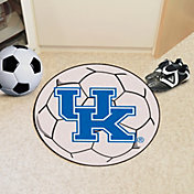 FANMATS Kentucky Wildcats Soccer Ball Mat