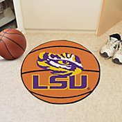 FANMATS LSU Tigers Basketball Mat