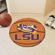 FANMATS LSU Tigers Basketball Mat
