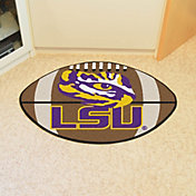 FANMATS LSU Tigers Football Mat