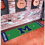 FANMATS Michigan Wolverines Putting Mat