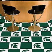 FANMATS Michigan State Spartans Team Carpet Tiles